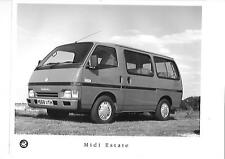 "Vauxhall Midi raíces van 'H' registrado Original Foto De Prensa folleto de ventas"""""