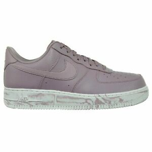 15b7c851e48f9 Nike Air Force 1 One AF1 Low ELEMENTAL ROSE PURPLE MARBLE SOLE WHITE ...