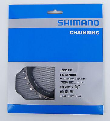Shimano SLX SM-CRM70 34T Chainring for FC-M7000-1 Crankset ISMCRM70A4
