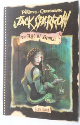 1 of 1 - Jack Sparrow The Age of Bronze by Rob Kidd (Paperback 2007)