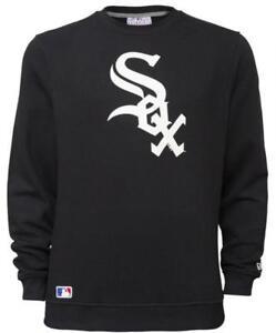 Sox Authentic Xxxl New Sweater Mlb Xl Xxl Chicago Bianco L Era Girocollo Black M wqtFtS4B