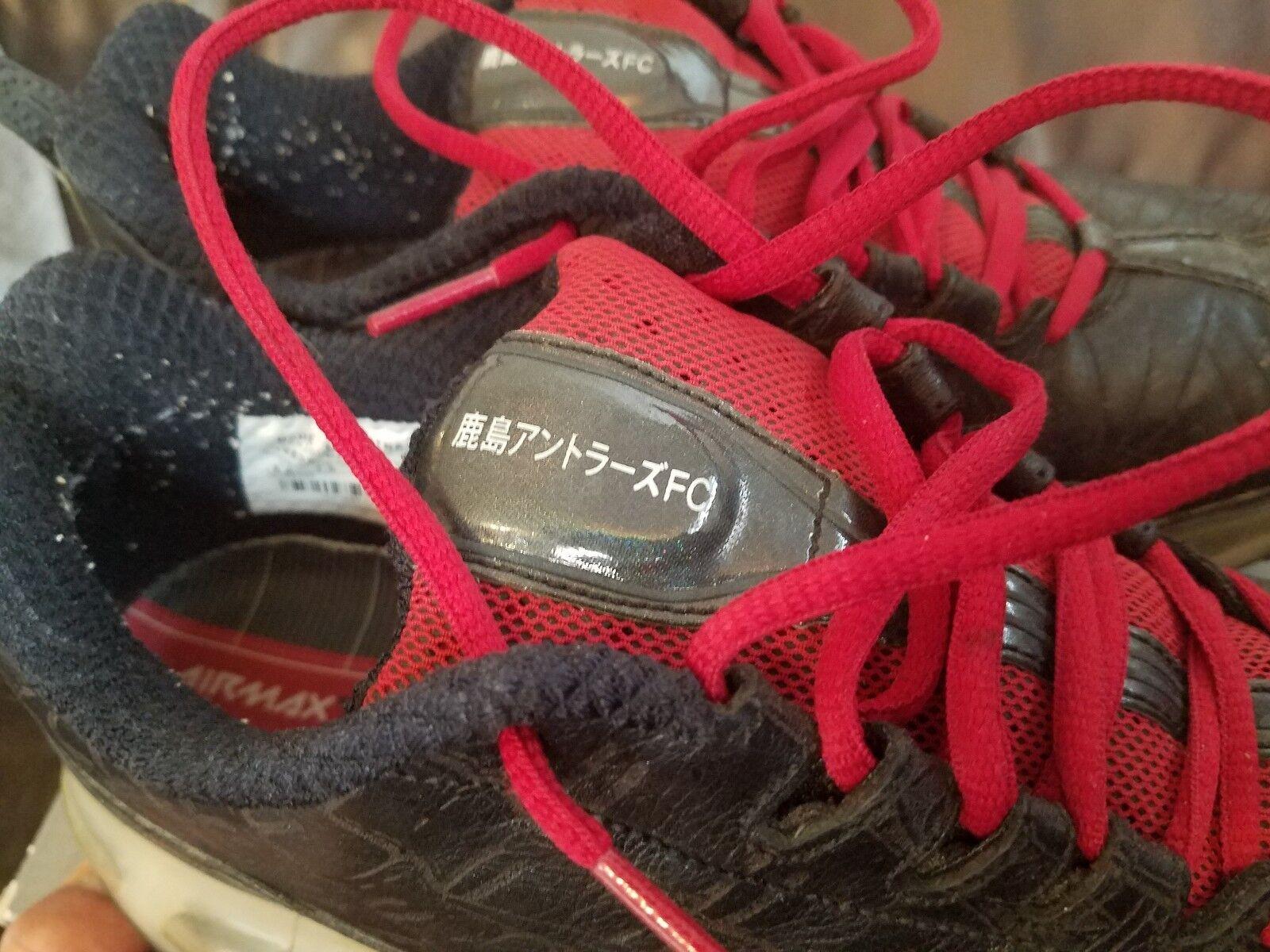2006 nike air max bois 360 prime kashima bois max taille 8,5 patch volt japon nws qs 259ab7