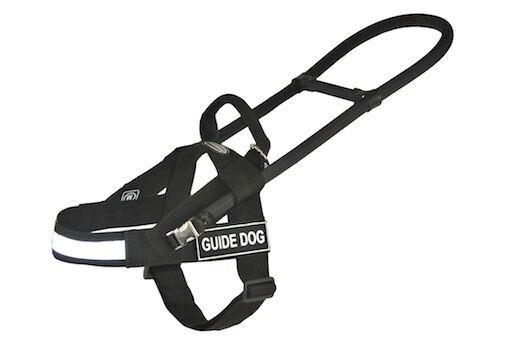 nuovo di marca Light weight Guide & Mobility Dog Harness Harness Harness Made of Nylon  migliore qualità