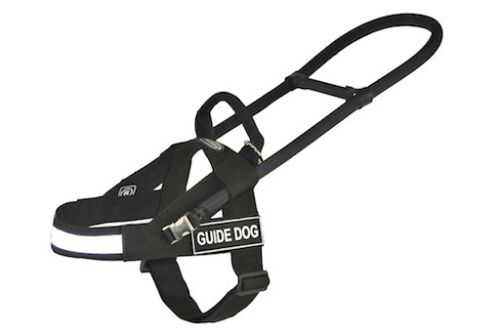 Light weight Guide /& Mobility Dog Harness Made of Nylon
