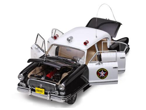 Details about  /Sunstar 1952 Nash Ambassador Airflyte County Sheriff diecast 1//18 Model 5115