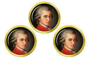 Wolfgang-Amadeus-Mozart-Marqueurs-de-Balles-de-Golf