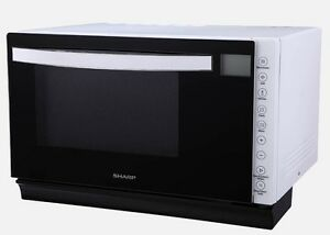 Brand New Sharp Microwave Oven Grill Midsize Flatbed