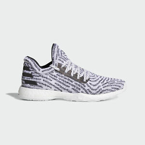 f70ab40ea58f21 Adidas Harden Vol. 1 LS Primeknit  AC8407  Men Basketball Shoes ...