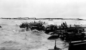 7x5-Gloss-Photo-ww864-Normandy-D-Day-Omaha-Beach-Mulberry-Tempete-039-s-eabees