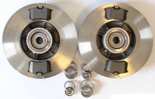 Bremsscheiben Klötze Radlager ABS Sensorringe hinten Renault Scenic 99-2003