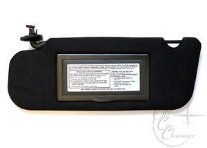 1993-Lincoln-Mark-VIII-Visor-Ebony-LH-F3LY6304105BHA-NOS
