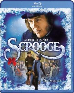 SCROOGE-OTTOBRE-11-2011-RARO-ALBERT-FINNEY-1970-Natale-Musical-BLU-RAY