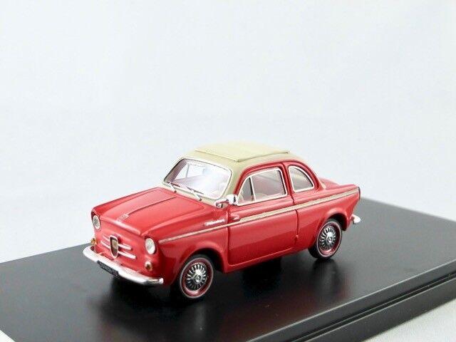 NSU -Fiat Weinsberg 500 1959 -1963 röta   Premium X 1 43