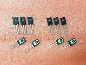 5-5-MOTOROLA-MJE172-AND-MJE182-80V-3A-PNP-AND-NPN-POWER-TRANSISTORS-5-PAIRS