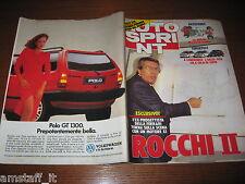 AUTOSPRINT 1987/49=SUPERTEST LANCIA DELTA 4WD GR.A/GR.N DI SERIE=