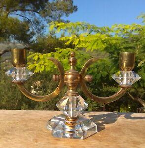 Lampe-en-laiton-et-cristal-de-Sevres-vintage