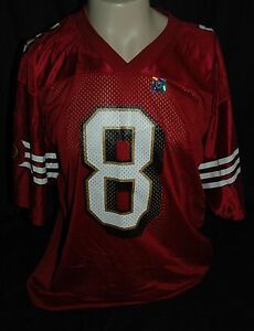 buy online 5c856 ece27 Details about Steve Young Vintage San Francisco 49ers Home Red OG Starter  Jersey 48 Large HOT