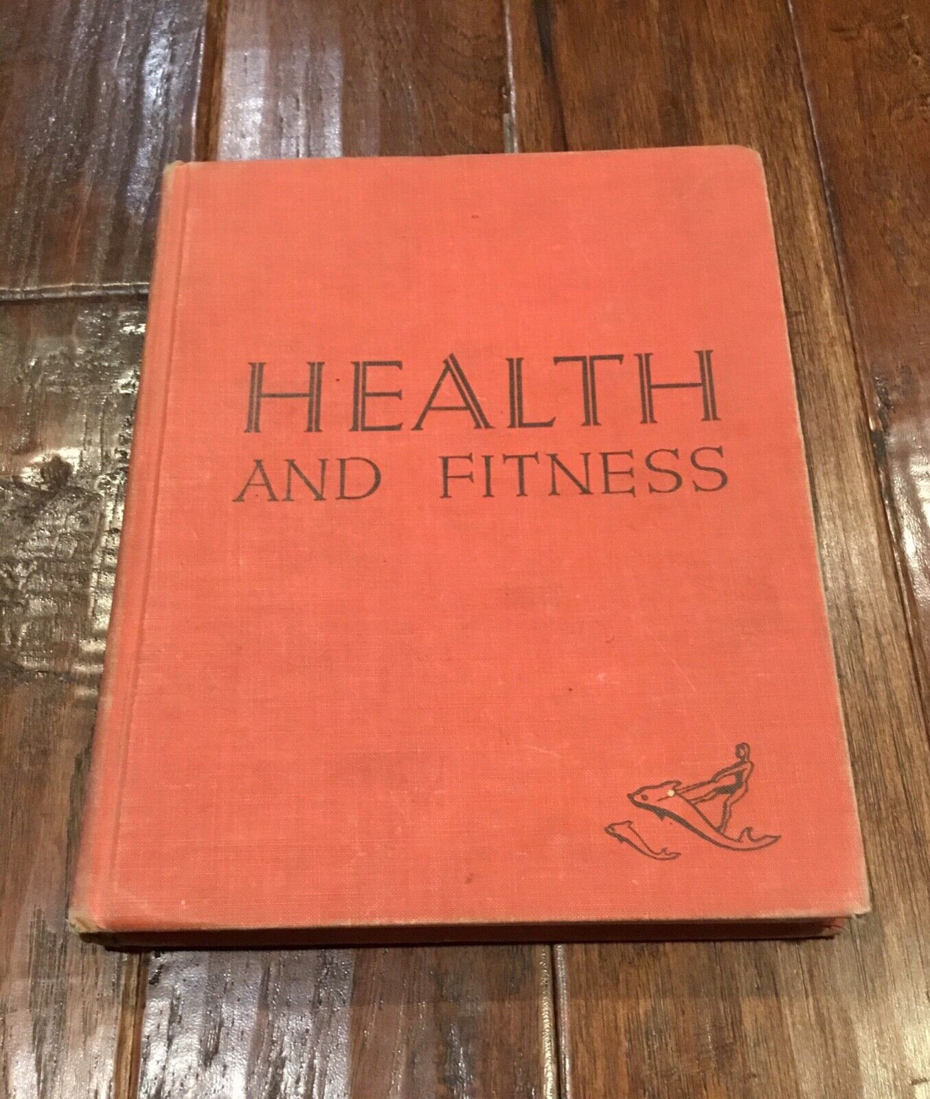 Health and Fitness Meredith Heath 1946 Book School Book 1