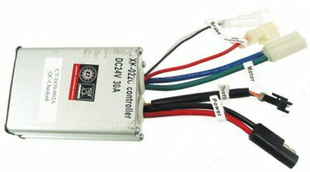 Currie Schwinn 500 750 ezip 24 Volt 5 PIN controller