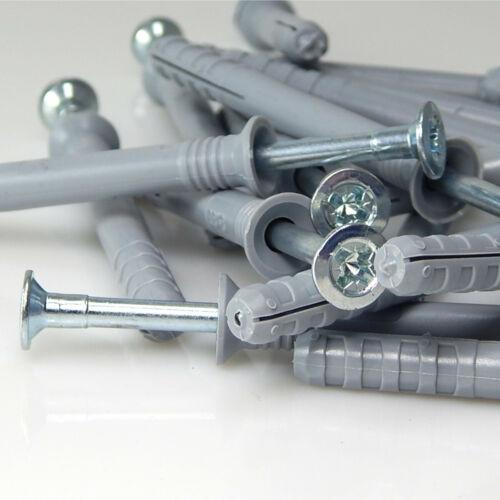 Schlagdübel Nageldübel Einschlagdübel HÜFNER M6 M8 Senkkopf Nagelanker Dübel a