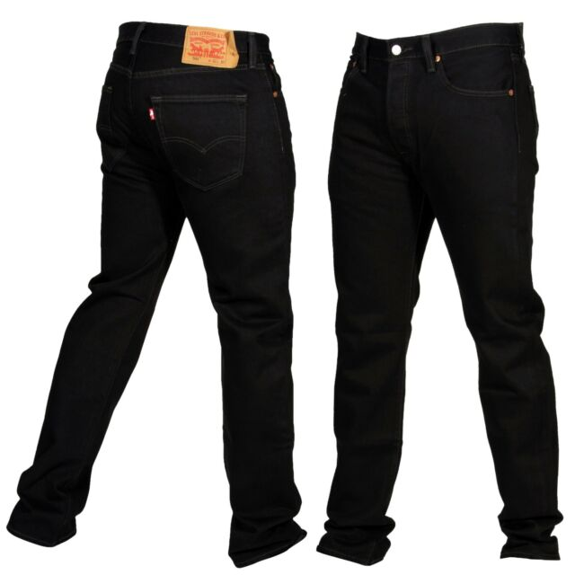 buy cheap where can i buy lowest discount Levis 501 Jeans Black Size 36 X 30 Mens Original Button Fly #579 ...