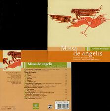 MISSA DE ANGELIS - ENSEMBLE VENANCE FORTUNAT