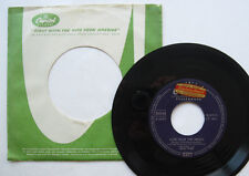 """7"""" Les Paul / Mary Ford - How High The Moon / Walkin And Whistlin - Capitol 1451"""