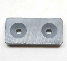 Ceramic Magnet Mount Anywhere 1 78 X 78 X 38 Ferrite 4 Pack Even To Wood