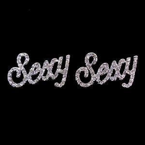Picture of the word sexy