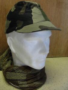 casquette-Armee-Francaise-Neuve-taille-56-camouflage-C-E-Centre-Europe