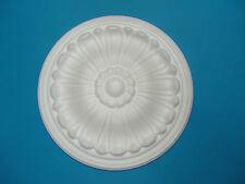 Ceiling Rose leggero piccolo polistirene - 245mm - 'Dainty Daisey' * gratis P & p *