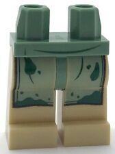Lego Minifig Legs x 5 Green
