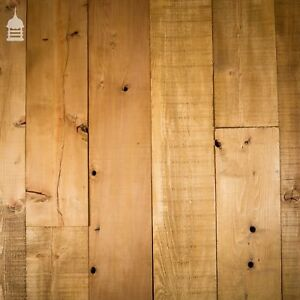11 Inch Wide Rustic Skimmed Pine