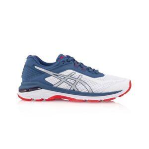 Asics GT 2000 6 Women's Running Shoes - White/Azure