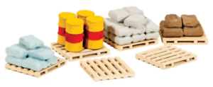 Ratio-221-N-Gauge-Pallets-Sacks-amp-Barrels-Kit