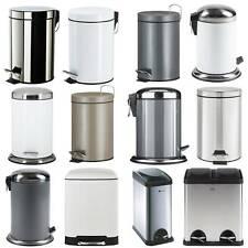 Mülleimer versch. Varianten und Größen 3L 5L 10L 15L 30L für Bad Küche etc. KHG