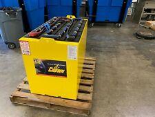 Crown Forklift Battery 48v 24 125s 15 875ah