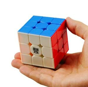 Details about CuberSpeed MoYu WeiLong GTS3 M stickerless 3x3 Magic cube  magnetic v3 M cube