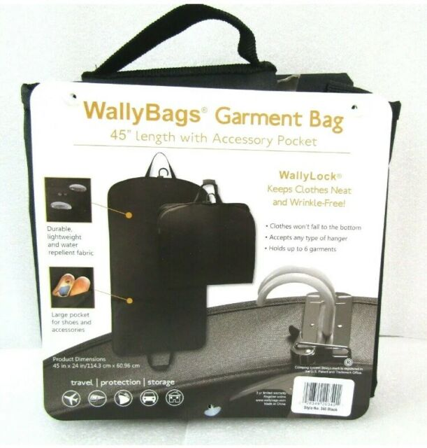 Wallybags 45 Inch Garment Bag With
