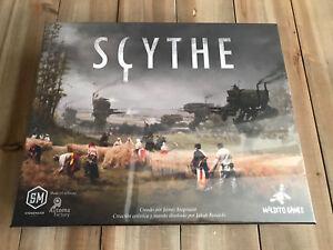 juego de mesa - SCYTHE - Maldito Games - Precintado