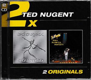 Ted-Nugent-Craveman-FULL-Bluntal-Nugity-2cd-neu-amp-ovp-SEALED