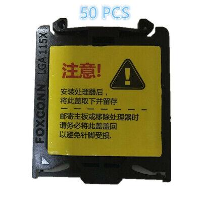 Intel LGA115X CPU Processor Socket Protector Cover FOXCONN 1150 1151 1155 1156