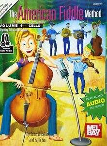 The-American-Fiddle-Method-Volume-1-Cello-Book-Online-Audio-Set