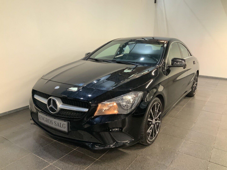 Mercedes-Benz CLA200 2,2 CDi Urban