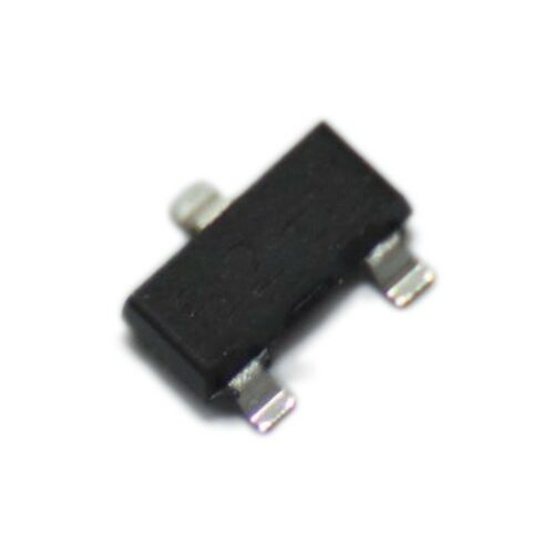 25x BCR505E6327 Transistor NPN bipolar BRT 50V 500mA 330mW SOT23 R1 2,2kΩ