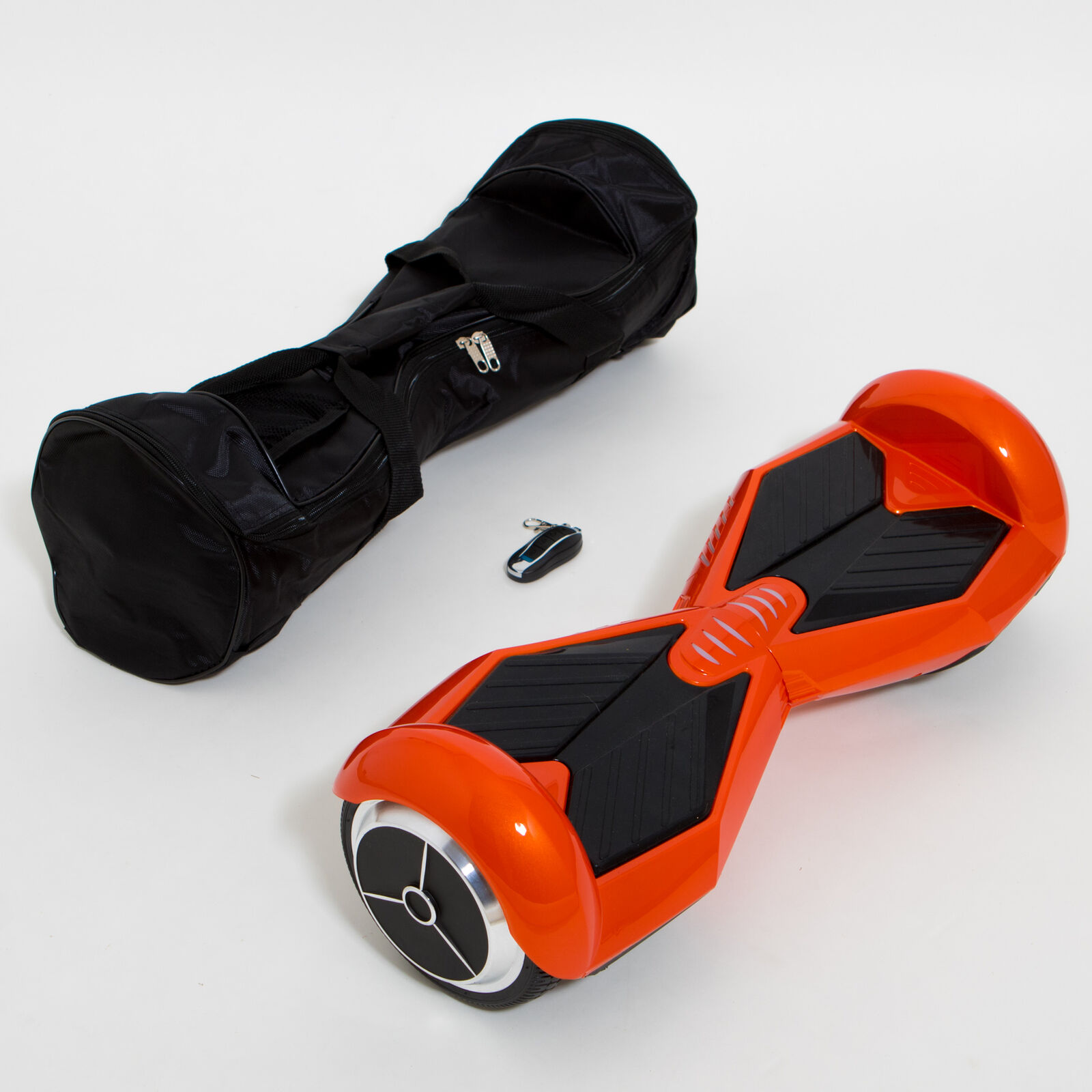 Hovertavola Balance Scooter Ruote 6.5 Rosso  Sacca Zaino