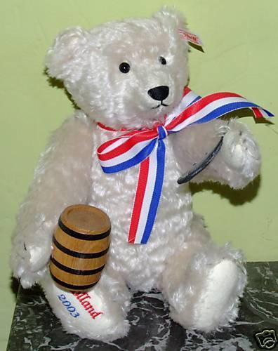 Ours STEIFF - Teddy Bear Maatjes Beer n° n° n° 671142 de 2003 - 32 cm 33065e