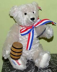 Orso-Steiff-Teddy-Bear-Manzone-Beer-N-671142-da-2003-32-CM