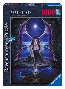 Ravensburger-19110-Anne-Stokes-Puzzle-1000-pezzi-Fantasy-D8c