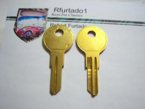 O1122R Key Blank for Many Vintage Applications see listing